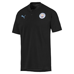 Man City Casuals Men's Polo Shirt