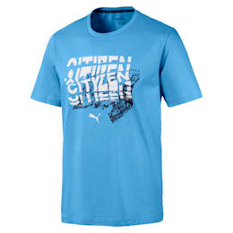 Manchester City FC Men's Graphic Tee