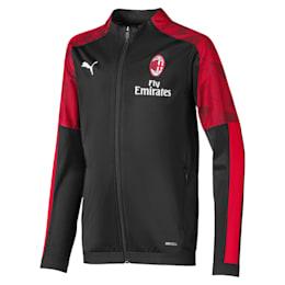 AC Milan polyjack voor jongens