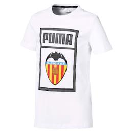Valencia CF Shoe Tag T-shirt voor jongens