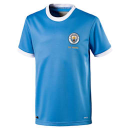 Maillot Manchester City 125 Year Anniversary Replica pour enfant