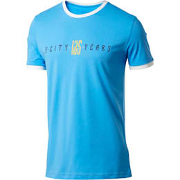 Manchester City FC 125th Anniversary Men's Fan Tee