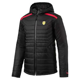 Ferrari Men's Vent Padded Jacket