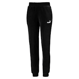 Essential Damen Velours Sweatpants
