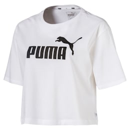 Essentials+ Cropped t-shirt voor vrouwen