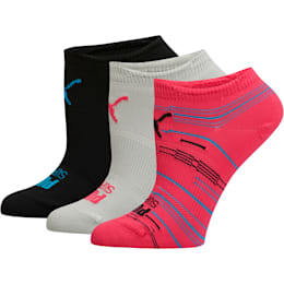 Women's Superlite No Show Socks [3 Pack]