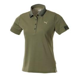 ゴルフ ウィメンズ PUMA SSポロシャツ 半袖