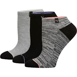 Women's No Show Socks (3 Pack)