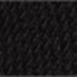 Boy's Crew Socks [6 Pack], BLACK / WHITE, swatch