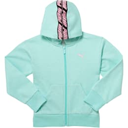 Little Kids' Fleece Full Zip Hoodie