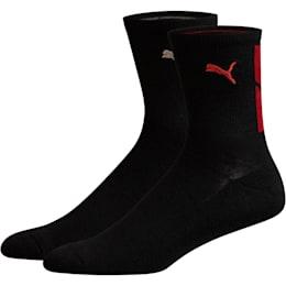 Men's Low Crew Socks [2 Pack]