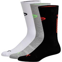 Men's Fashion Crew Socks [3 Pack]