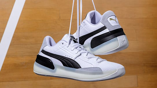 PUMA Hoops | PUMA Basketball. Don't Flinch. The Clyde Court