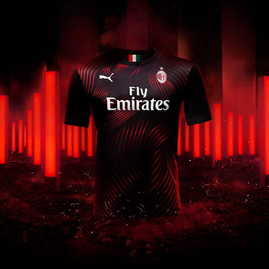 AC Milan: A New Milan | AC Milan Kits, Jerseys, Shirts