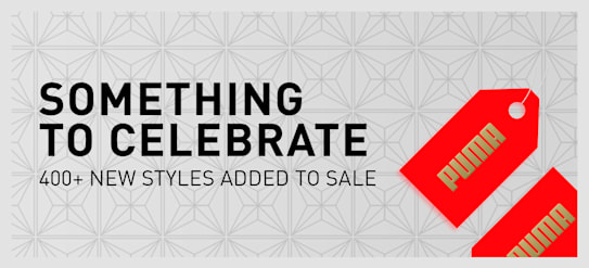 400+ NEW STYLES ADDED TO SALE | PUMA®