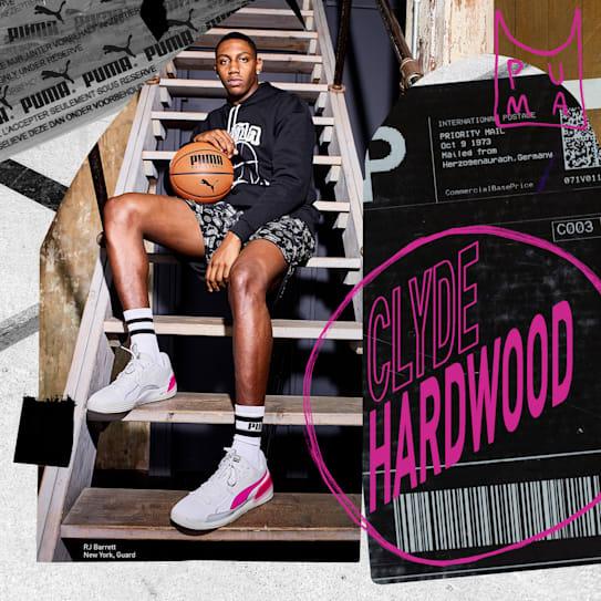 CLYDE HARDWOOD | PUMA®