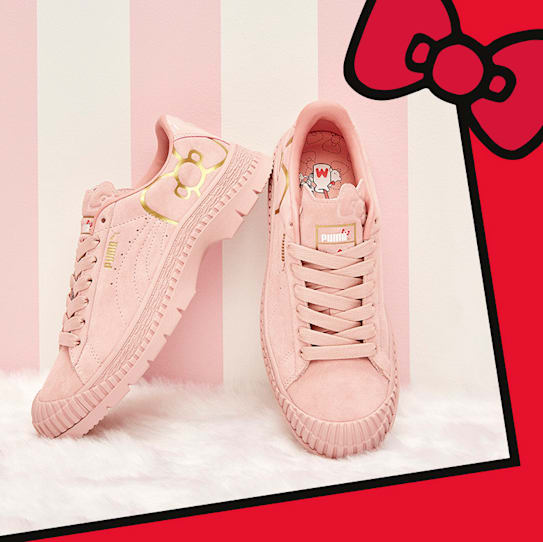 PUMA X HELLO KITTY | PUMAᴹᴰ