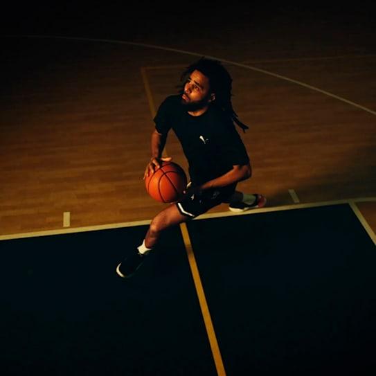 basket de sport puma