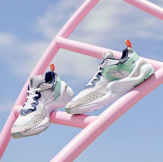 Careaux X PUMA SpringSummer 2017 Collection Sneaker Freaker